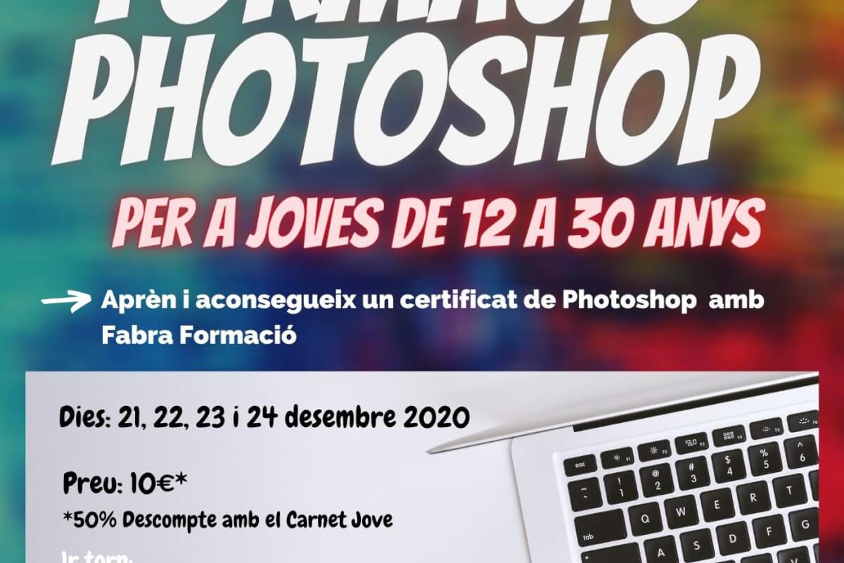 Curs de Photoshop per a joves